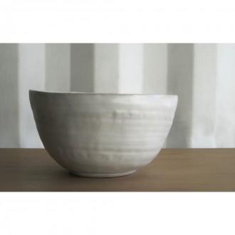 A white porcelain salad bowl | Bo_2021_3_4