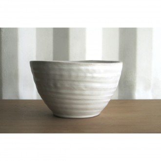 A white porcelain salad bowl | Bo_2021_3_10