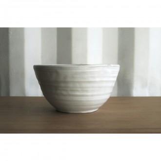 A white porcelain salad bowl | Bo_2021_3_11