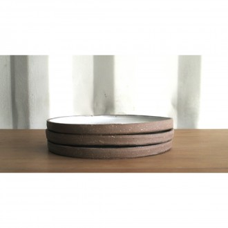 A stoneware plate set | PL_2021_3_set2