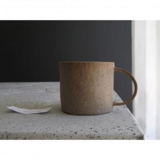 A stoneware cup | Cu_2021_06_3