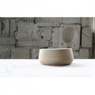 A handmade porcelain salad bowl |CyBo_2020_7_1_1