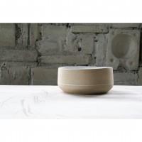 A handmade porcelain salad bowl |CyBo_2020_7_1_2