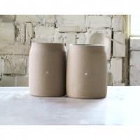 A modern porcelain vase set   Va_2020_09_set_1