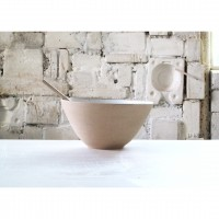 A handmade porcelain salad bowl | Bo_2020_09_set_4