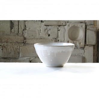 A white porcelain salad bowl | Bo_2021_01_3